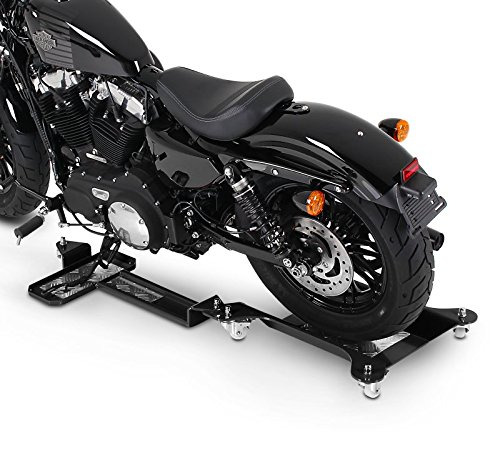 Pedana Sposta Moto Triumph Bonneville T120 ConStands M2 nero