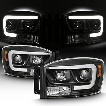 2008 dodge ram 1500 headlights