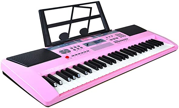 ZXL Teclado de Piano Digital Hildren s Toys Instrumento ...