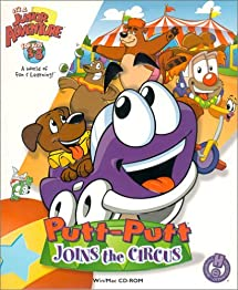 Putt-Putt Joins the Circus - PC/Mac by Atari