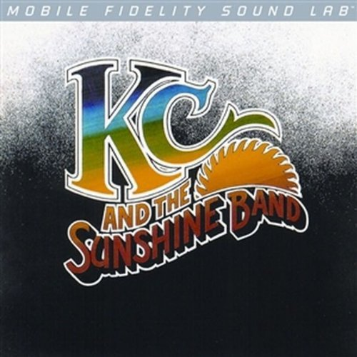 KC & The Sunshine Band by Mobile Fidelity Koch