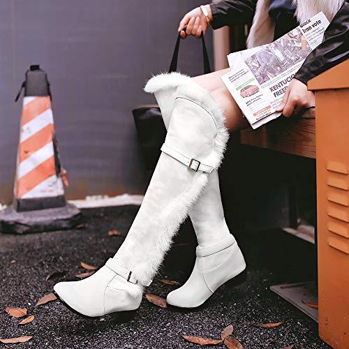 Jieeme Donna Chelsea Za White 221 Stivali qwq0xF4