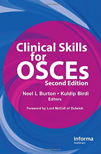 Clinical Skills for OSCEs (Volume 1)