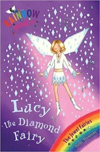 Book Lucy the Diamond Fairy: The Jewel Fairies Book 7 (Rainbow Magic)