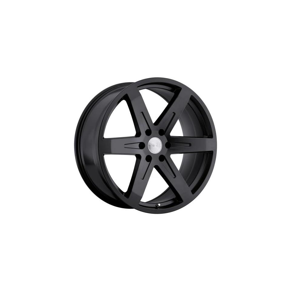 Black Rhino PEAK Black Wheel (20x9/6x135mm ,+30mm offset)