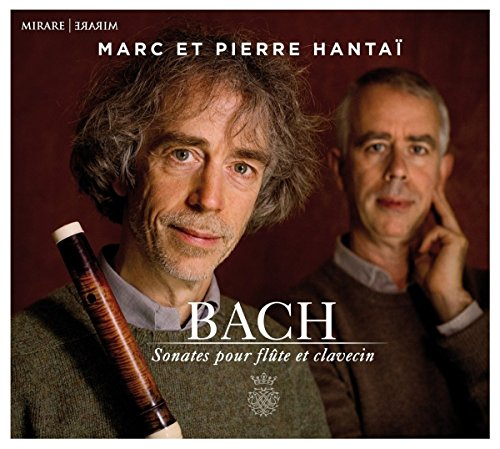 Bach: Sonatas for Flute and Keyboard ()