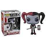 Funko POP Heroes: Harley Quinn ROLLER DERBY W/ Mallet HOT TOPIC EXCLUSIVE #66 Model: by FunKo