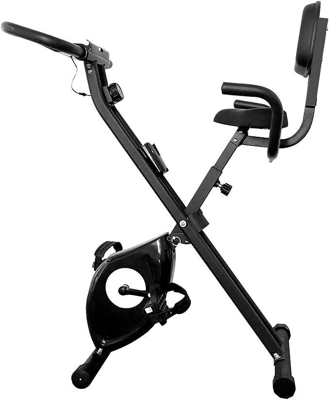 Snow Yang Bicicleta para Ejercicios en el Interior con Capacidad ...