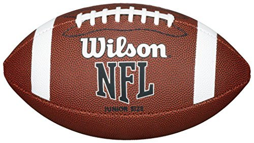 Wilson Nfl Approved Club Experience Level Official American Football Size Junior Only Sportsgear