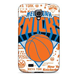 Samsung Galaxy S4 PiF17222EsXQ Custom HD New York Knicks Series High Quality Cell-phone Hard Cover -DannyLCHEUNG
