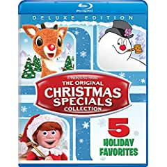 The Original Christmas Specials Collection: Deluxe Edition on Blu-ray and DVD from Universal Pictures