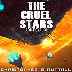 The Cruel Stars Audiobook