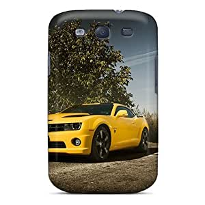 Brand New S3 Defender Case For Galaxy (chevrolet Camaro Muscle Car)