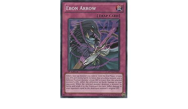 Ebon Arrow DP11-EN021 Common 1st edition