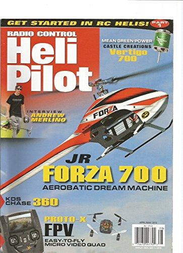 RADIO CONTROL HELI PILOT #28 APRIL/MAY 2015 ()