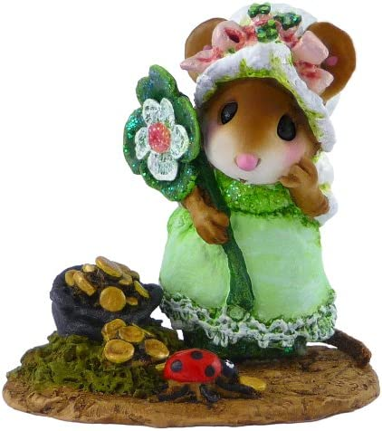 Wee Forest Folk M-501 Patti s Pot o Gold