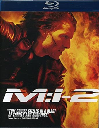 Mission: Impossible II [USA] [Blu-ray]: Amazon.es: Tom ...