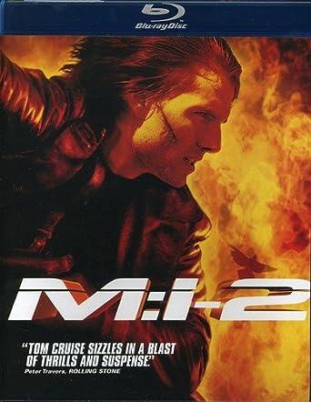 Mission: Impossible II [USA] [Blu-ray]: Amazon.es: Tom ...
