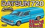 "Aoshima #5 Datsun 720 Truck ""Hard Shell"" '82 1/24 Model Kit from Aoshima"