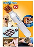 Pedi Paws Dog Nail Grinder by BulbHead