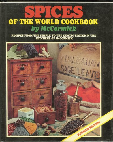 Spices of the World Cook Book (Cook World)