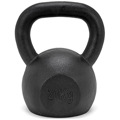 Premium Skull Kettlebell 20kg / Strength & Conditioning Equipment