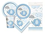 package for baby - Blue Elephant Baby Shower Party Package - Serves 16 (Blue)