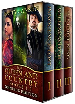 For Queen And Country Books 1-3 Omnibus (For Queen And Country Historical Fantasy series) by [Jansen, Patty]