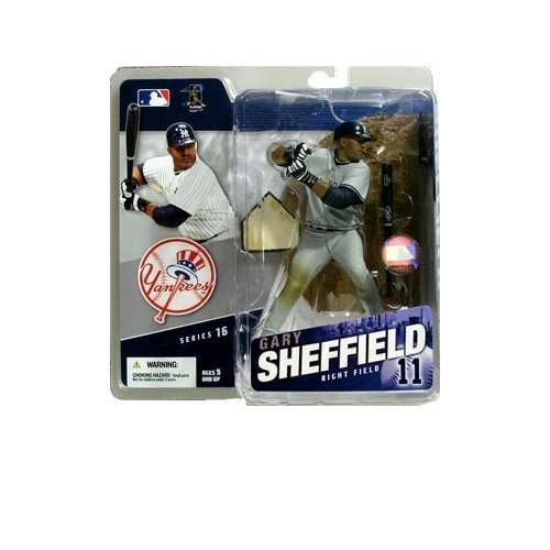 McFarlane Sportspicks: MLB Series 16 Gary Sheffield (Chase Variant) Action Figure by McFarlane Toys by Unknown