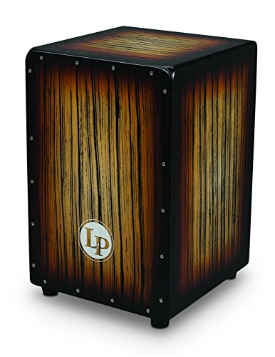 LP Aspire Accents Wire Cajon Sunburst Streak LPA1332-SBS ()
