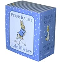 Peter Rabbit My First Little Library (PR Baby books)