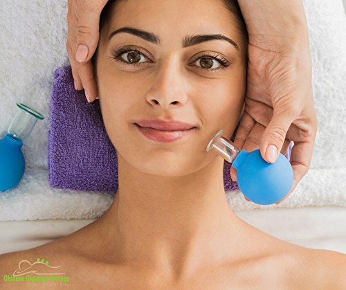 Magnetic Suction Cup Therapy Set – by Unique Therapy   Our Professional 8 Piece Set is Great for Lower Back Pain and an Excellent Addition for Massage by UNIQUE THERAPY (Image #3)