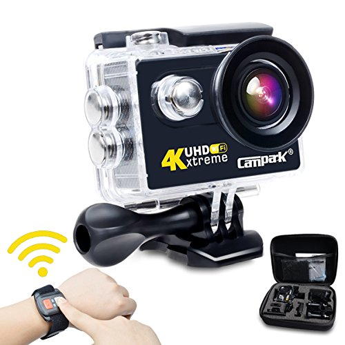 campark-act73r-4k-wifi-waterproof-sports-action-camera-30m-underwater-camera-with-rf-wrist-remote-co