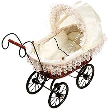 Legler Small Foot Company - 8755 - Doll Stroller - Antique Pram