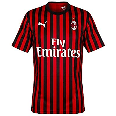 PUMA AC Milan Home Authentic Jersey 2019-2020