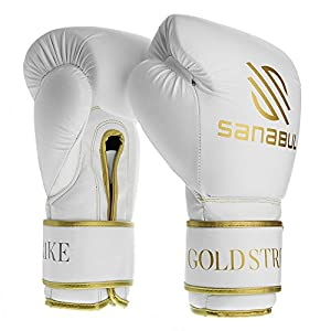 Sanabul Gold Strike Professional Boxing Gloves
