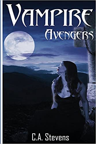 Book Vampire Avengers