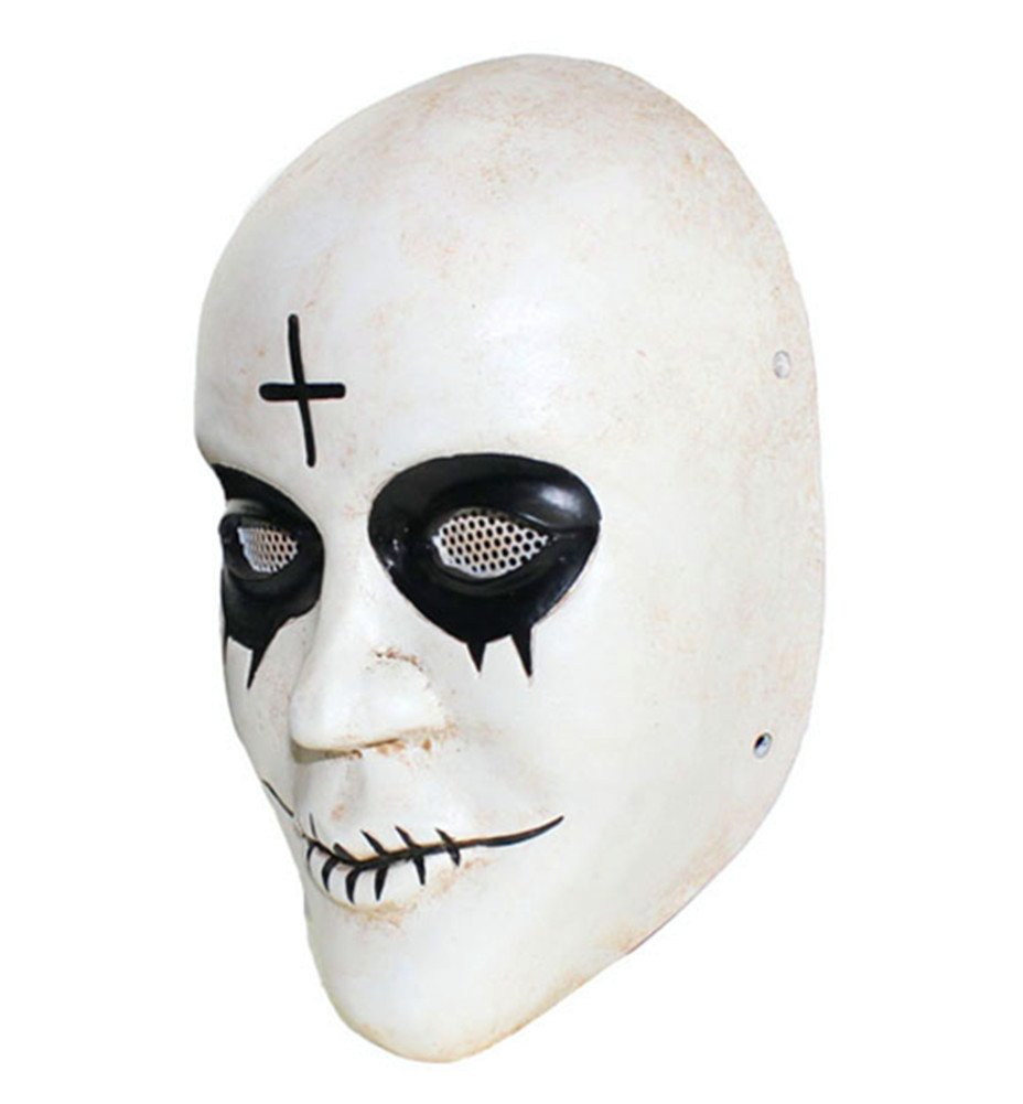 Gmasking The Purge Anarchy Cross Wire Mesh Airsoft Cosplay Mask ...