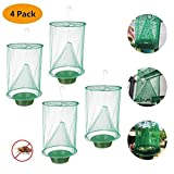 2019 New Ranch Fly Trap Outdoor, Effective Trap Ever Made Fishing Apparatus