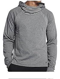 Nike Mens Jordan Tech Long Sleeve Pullover Hoodie