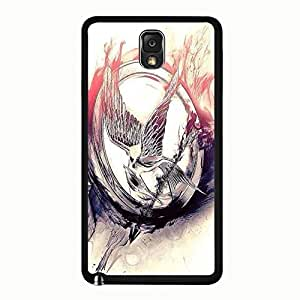 Hot Movie Hunger Games Phone Case For Samsung Galaxy Note 3 N9005 Durable Hunger Games Case