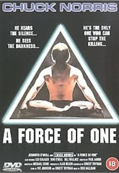 A Force of One [Reino Unido] [DVD]: Amazon.es: Jennifer O ...