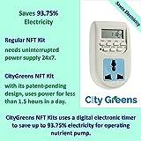 City Greens Indoor NFT Hydroponics System - 3