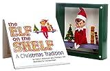 Elf on the Shelf:A Christmas Tradition (blue-eyed boy scout elf)