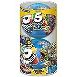 5 Surprise Boys 2 Pack Novelty Toy (2), Blue