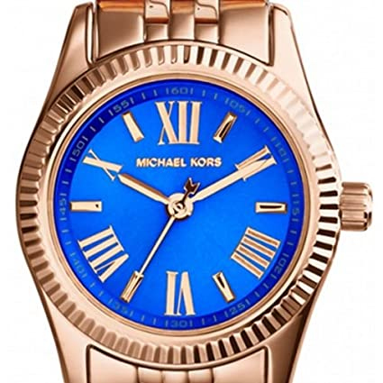 6a4a6cc31f19 Michael Kors Women s Lexington MK3272 Rose Gold Stainless-Steel Quartz Watch   Michael Kors  Amazon.ca  Watches