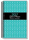 Images of Grace Christian Daily Planners Teal Fish Inspirational 2017 Planner January To December Day Weekly Monthly Organizer Agenda