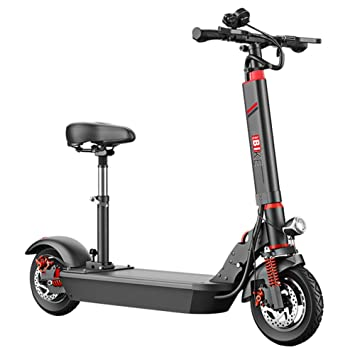 HOPELJ Patinete Scooter, Plegable Patinete Eléctrico para ...