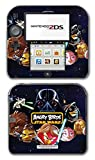 Angry Birds 2 Jedi Darth Vader Video Game Vinyl Decal Skin Sticker Cover for Nintendo 2DS System Console