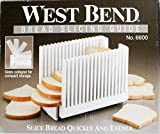 West Bend Collapsible Bread Slicing Guide